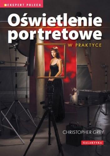 Okładka książki Oświetlenie portretowe w praktyce