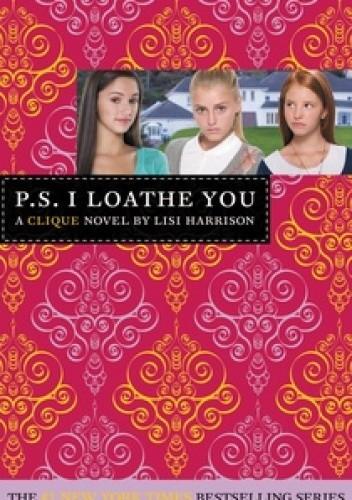 Okładka książki P.S. I loathe you