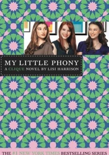Okładka książki My little phony