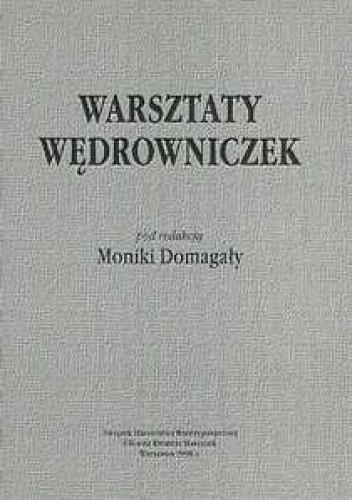 Okładka książki Warsztaty wędrowniczek