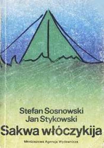 Okładka książki Sakwa włóczykija