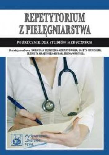 Okładka książki Repetytorium z pielęgniarstwa