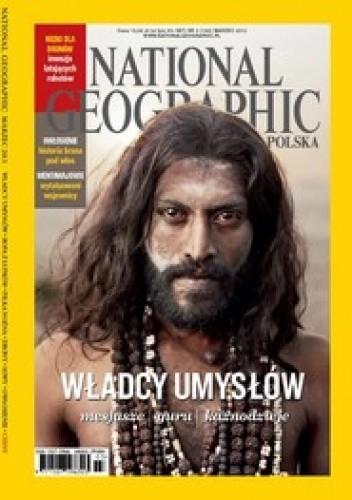 Okładka książki National Geographic 03/2013 (162)