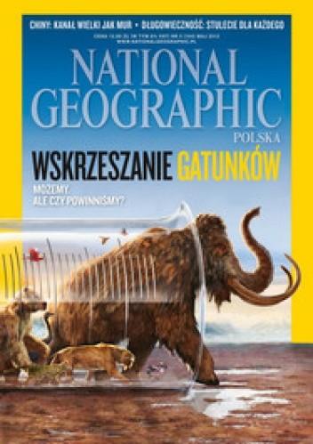 Okładka książki National Geographic 05/2013 (164)