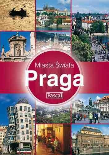 Okładka książki Praga - Miasta Świata