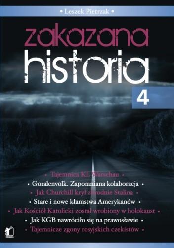 Okładka książki Zakazana historia 4