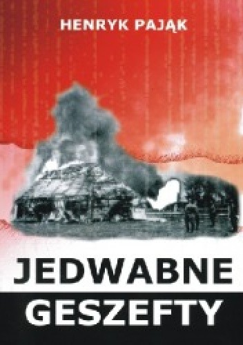 Okładka książki Jedwabne Geszefty