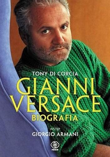Okładka książki Gianni Versace.Biografia
