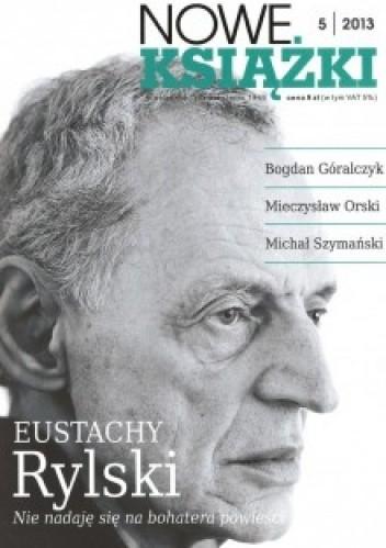 Okładka książki Nowe Książki, nr 5/2013