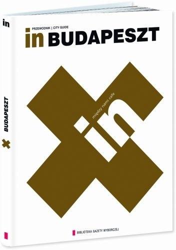 Okładka książki In. Budapeszt