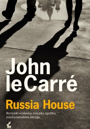 Okładka książki Russia House