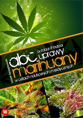 Okładka książki ABC Uprawy Marihuany