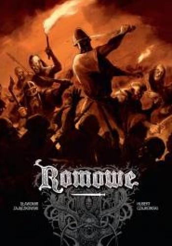 Okładka książki Romowe