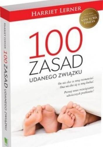 Okładka książki 100 zasad udanego związku