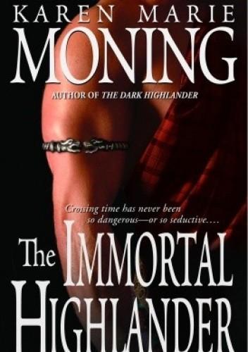 Okładka książki The Immortal Highlander