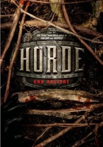 Okładka książki Horde