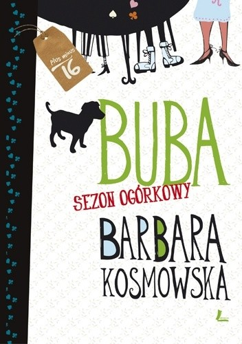 Okładka książki Buba. Sezon ogórkowy