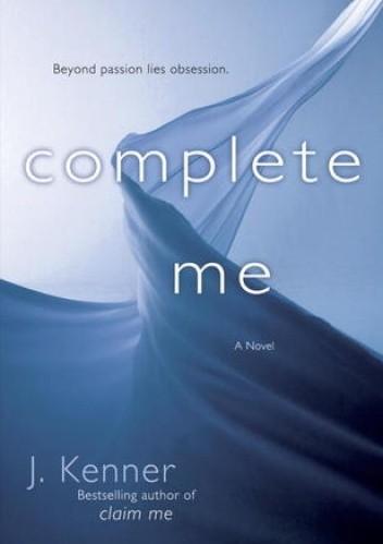 Okładka książki Complete Me