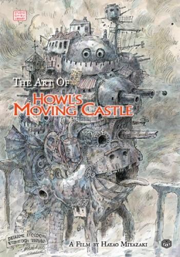 Okładka książki The Art of Howl's Moving Castle,