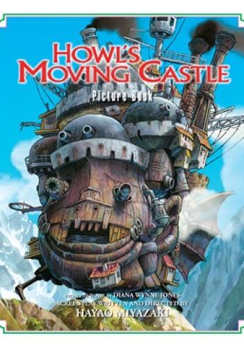 Okładka książki Howl's Moving Castle Picture Book