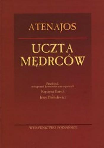 Okładka książki Uczta mędrców