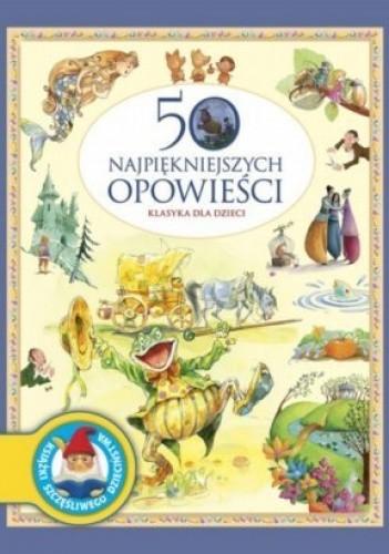 Okładka książki 50 najpiękniejszych opowieści