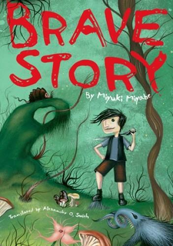Okładka książki Brave Story