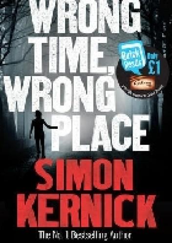 Okładka książki Wrong Time, Wrong Place