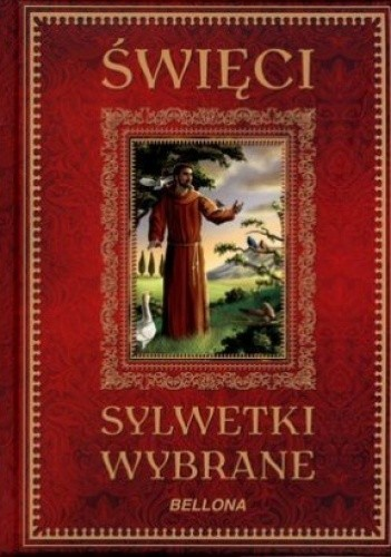 Okładka książki Święci. Sylwetki wybrane