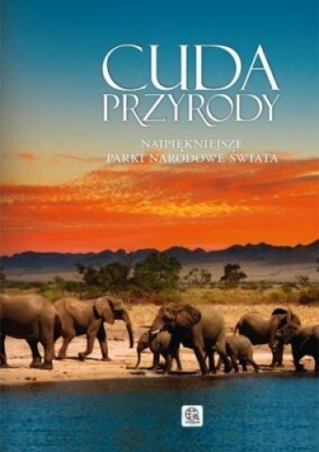 Okładka książki Cuda przyrody