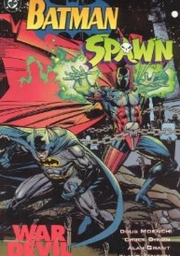 Okładka książki Batman/Spawn: War Devil