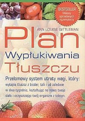 Okładka książki Plan wypłukiwania tłuszczu