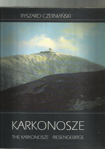 Okładka książki Karkonosze