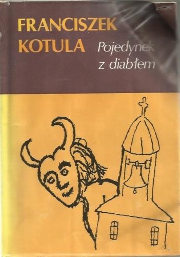 Okładka książki Pojedynek z diabłem