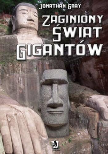 Okładka książki Zaginiony świat gigantów