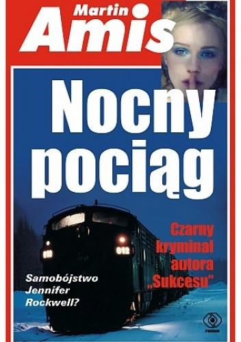 Okładka książki Nocny pociąg