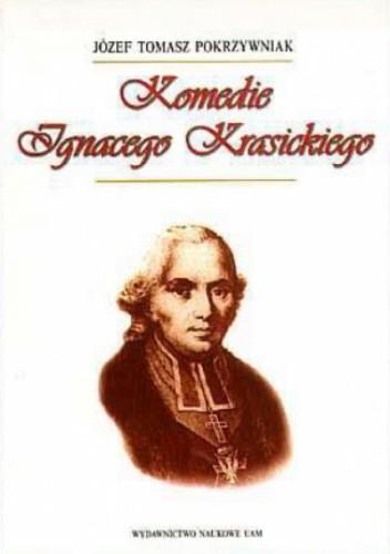 Okładka książki Komedie Ignacego Krasickiego