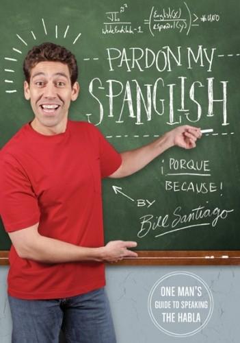 Okładka książki Pardón my Spanglish
