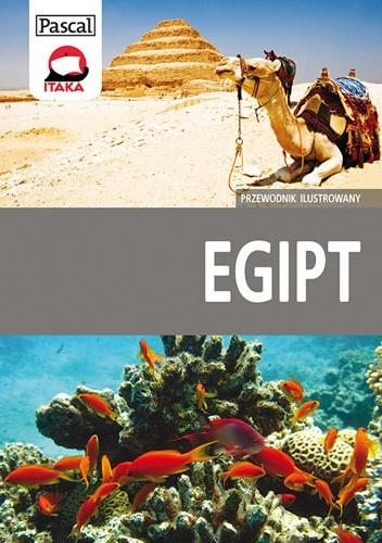 Okładka książki Egipt - przewodnik ilustrowany