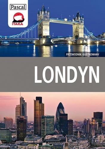 Okładka książki Londyn - przewodnik ilustrowany