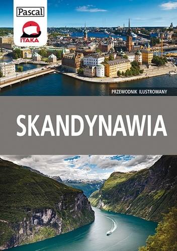 Okładka książki Skandynawia - przewodnik ilustrowany