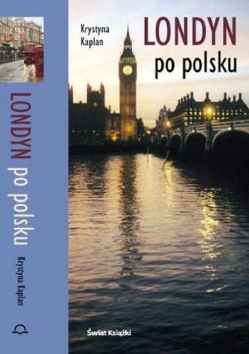 Okładka książki Londyn po polsku