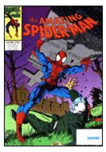 Okładka książki The Amazing Spider-Man 10/1996