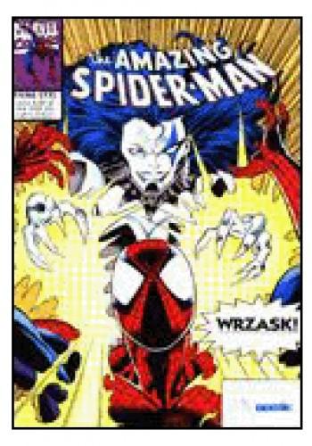 Okładka książki The Amazing Spider-Man 11/1996