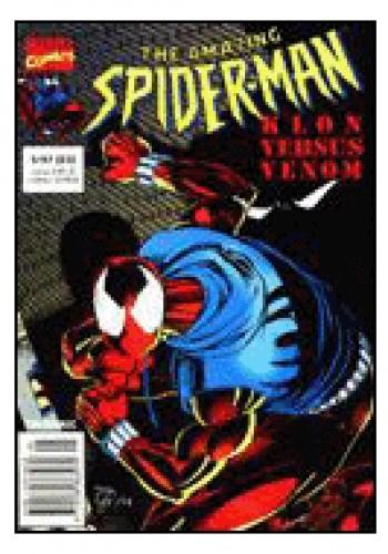Okładka książki The Amazing Spider-Man 5/1997