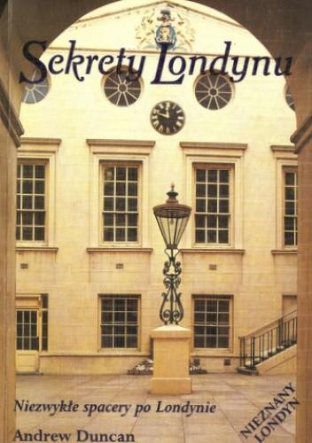 Okładka książki Sekrety Londynu