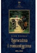 Okładka książki Rozważna i romantyczna