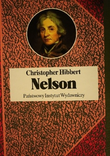 Okładka książki Nelson