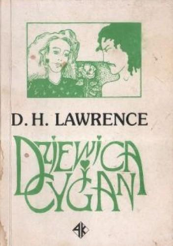 Okładka książki Dziewica i Cygan