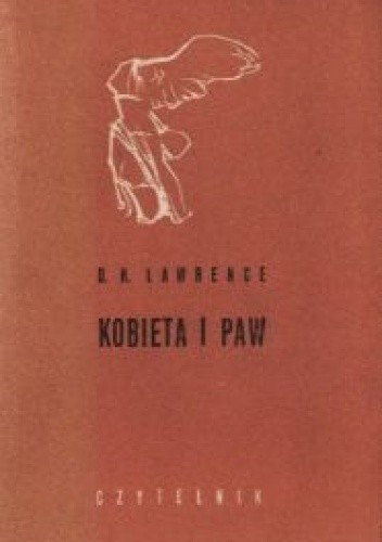Okładka książki Kobieta i paw